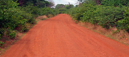 Construções e recuperações de estradas devem beneficiar 14 mil pessoas em Oeiras capa