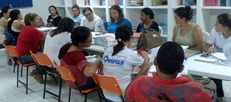 Rede Municipal de  Ensino realiza últimos encontros pedagógicos do ano em Oeiras capa