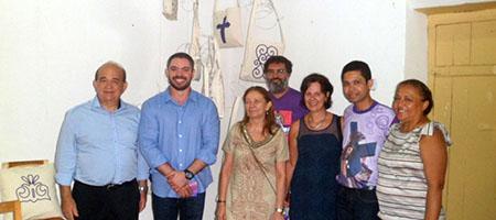Solar das 12 Janelas recebe duas exposições no Circuito Cultural Semana Santa em Oeiras capa