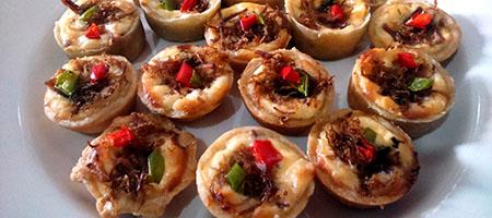 Curso de culinária de Salgados Finos acontece para empreendedores de Oeiras capa