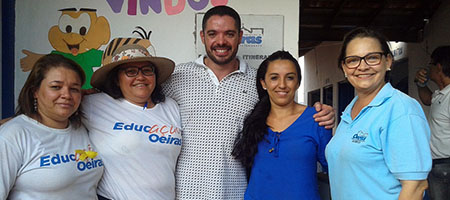 000 Prefeitura de Oeiras promove programação pelo Dia do Professor 1