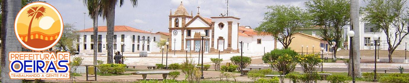 Prefeitura de Oeiras - Piauí